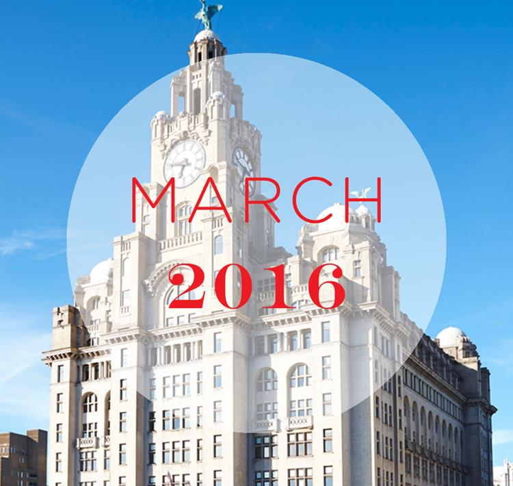 March in Liverpool 2016