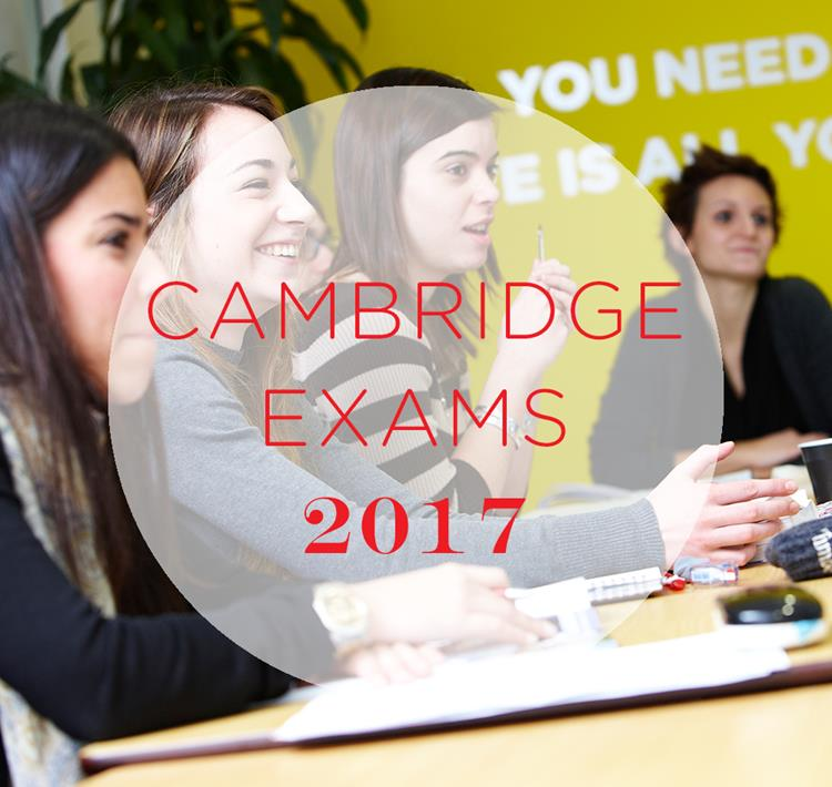 Cambridge Exams 2017 LILA Liverpool