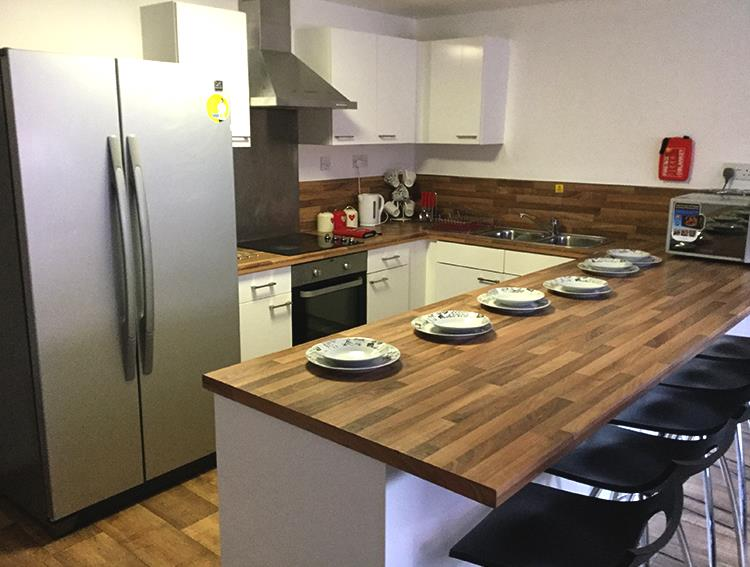 University Residence Accommodation LILA Liverpool (1)