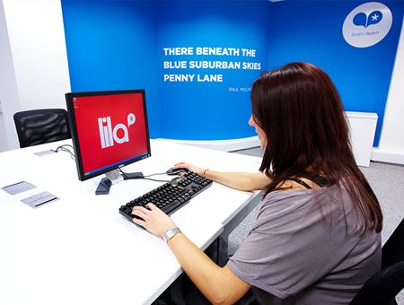Online Learning English Classes LILA Liverpool