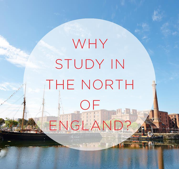 Study in the north of England