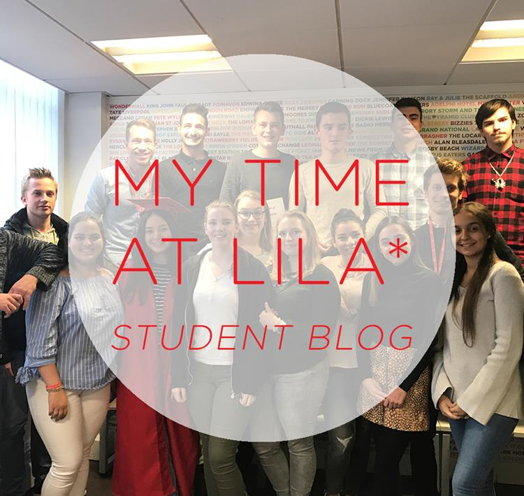 Student blog  studying at lila liverpool